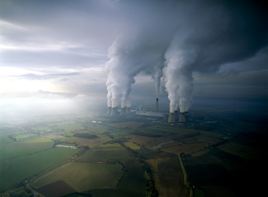 Drax Power Station, Yorkshire