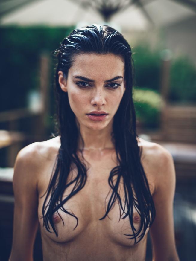 Mia naked on the rocks - 4 1